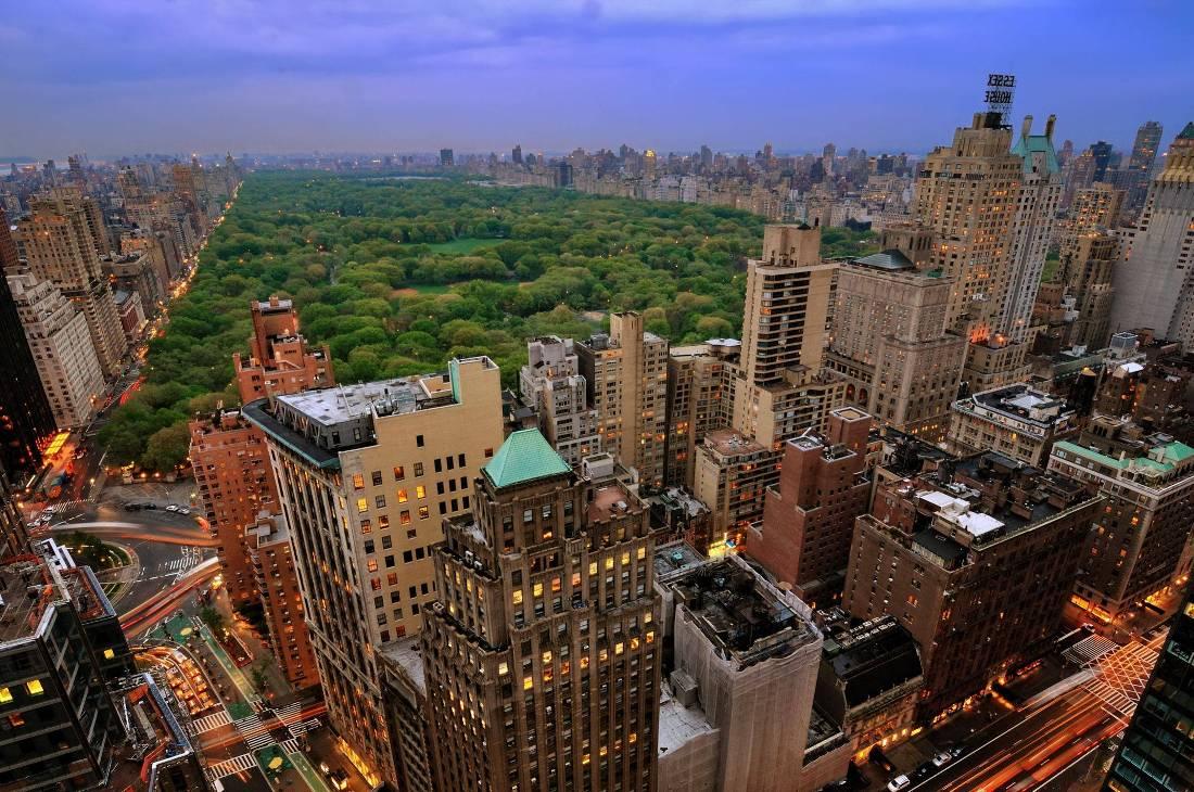 New York S Central Park The Quick Glimpse